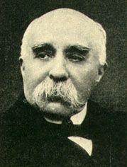 Georges Clemenceau, sometime Prime Minister of France