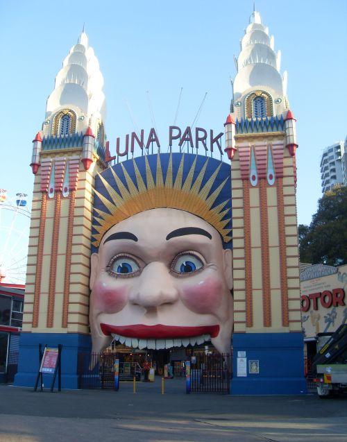 Luna Park, Sydney, Feb 26, 2009