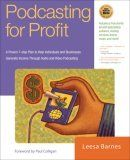 Podcasting for Profit, book cover