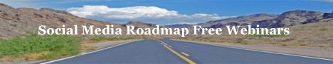 social media roadmap monthly webinars image
