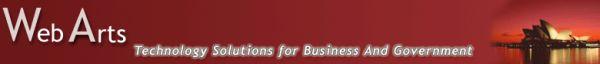 WebArts banner