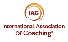 International Association of Coaching (IAC) logo