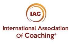 International Association of Coaching (IAC) logo