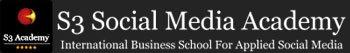 S3 Society 3 Social Media Academy