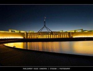 parliamenthouse Canberra, Australia