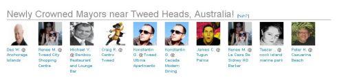 Aussie Newbie Explores Foursquare: Part 1
