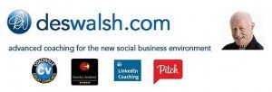 Des Walsh dot Com LinkedIn Company Page Image