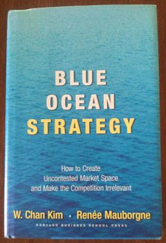 Blue Ocean Strategy book