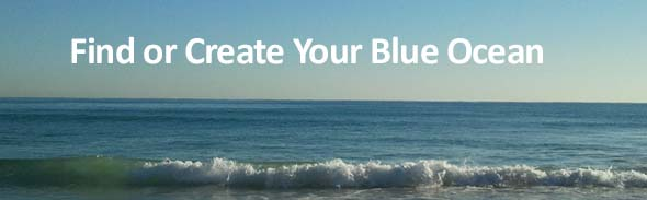 Thinking Strategy, Think Blue Ocean