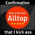 Alltop - confirmation that I kick ass