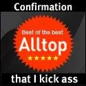 Alltop - confirmation that I kick ass