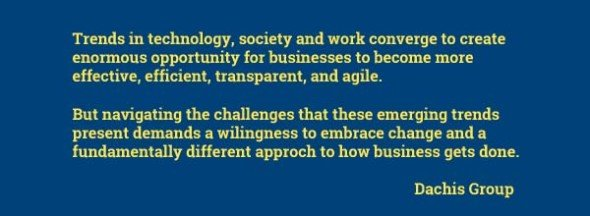 Social Business Defined - Dachis Group