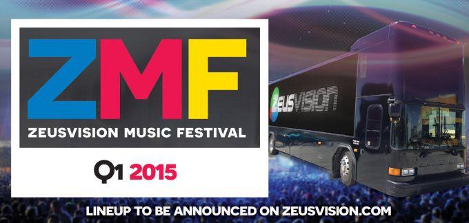 AMF Music Festival Q1 2015