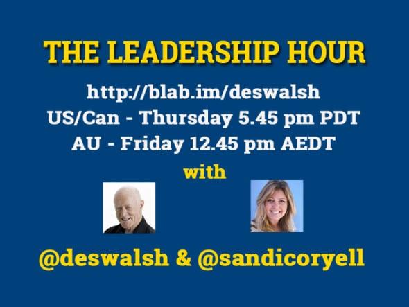 leadership hour 700w
