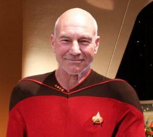 Captain Jean-Luc Picard - Patrick Stewart